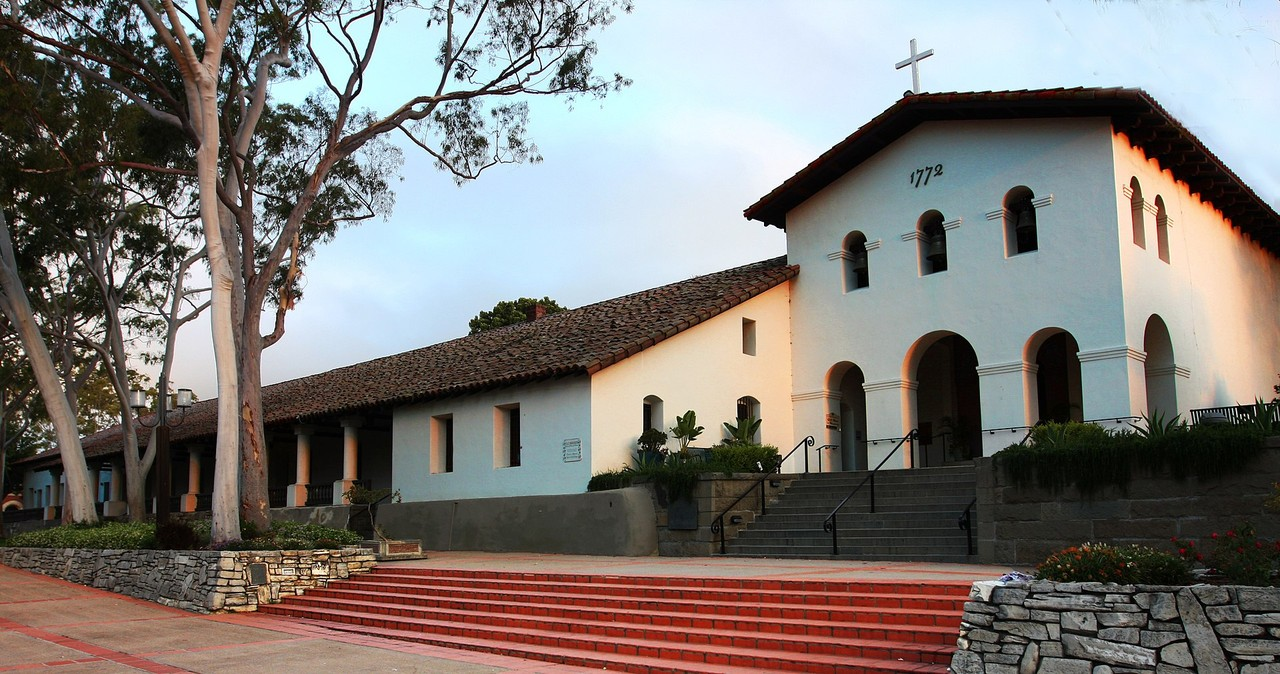 """Picture for article """"History of San Luis Obispo"""""""