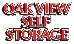 A+ Oak View Self Storage logo