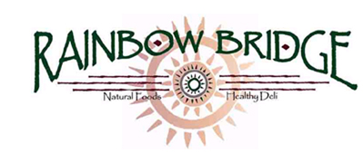 Rainbow Bridge Natural Foods logo