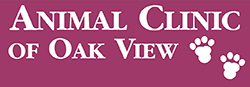 Animal Clinic of Oak View logo