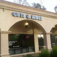 Cuts & More logo