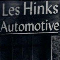 Les Hinks Automotive logo