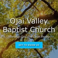 Ojai Valley Baptist Church logo