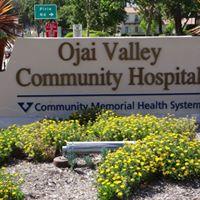 Ojai Valley Community Hospital logo