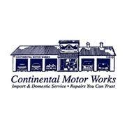 Continental Motor Works logo