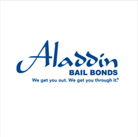 Aladdin Bail Bonds logo