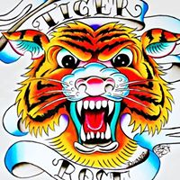Tiger Rose Tattoo logo