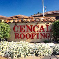 Cencal Roofing logo