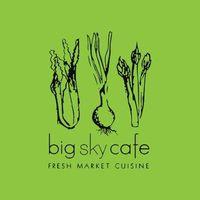 Big Sky Cafe logo