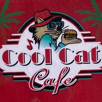 Cool Cat Cafe logo