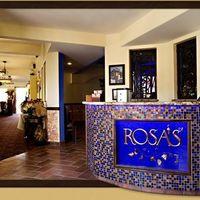 Rosa's Italian Restaurant logo