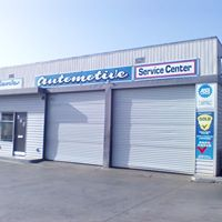 Automotive Service Center logo