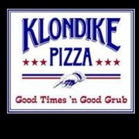 Klondike Pizza logo