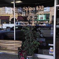 Salon 132 logo