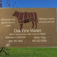 Oak View Market logo