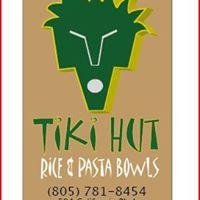 Tiki Hut logo