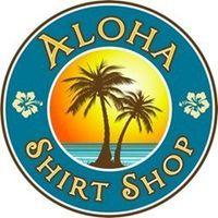 Aloha Shirt Shop logo