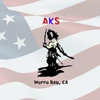 American Karate School logo