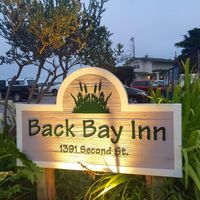 Back Bay Inn logo