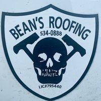 Bean's Roofing logo