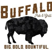 Buffalo Pub And Grill logo