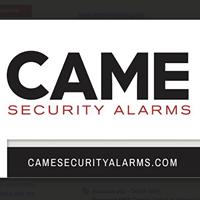 Came Security Alarms logo