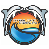 Central Coast Surfboards logo