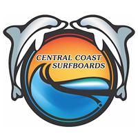 Central Coast Surfboards logo