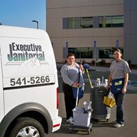 Executive Janitorial logo