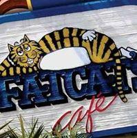 Fat Cats Cafe logo
