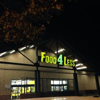Food 4 Less logo