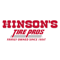 Hinsons Tire Pros logo