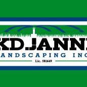 KD Janni Landscaping Inc logo