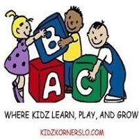Kidz Korner Preschool logo