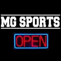MG Sports Supplements logo