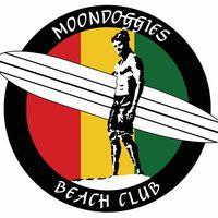 Moondoggies Beach Club logo
