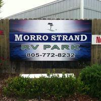 Morro Strand RV Park logo