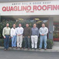 Quaglino Roofing logo