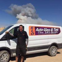 SLO Auto Glass & Tint logo