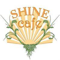 Shine Cafe logo