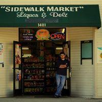 Sidewalk Market & Deli Inc logo