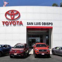 Toyota San Luis Obispo logo