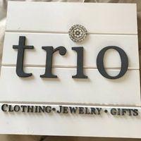 Trio Boutique logo