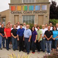 Central Coast Printing logo