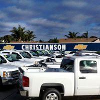 Christianson Chevrolet logo