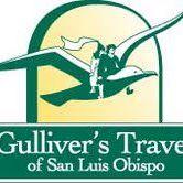 Gulliver's Travel Of San Luis Obispo logo