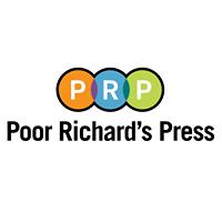 Poor Richard's Press logo