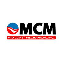 Mid Coast Mechanical logo