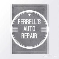 Ferrell's Auto Repair logo