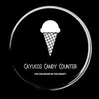 Cayucos Candy Counter logo